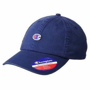 CHAMPION 🧢 Navy Blue Cap